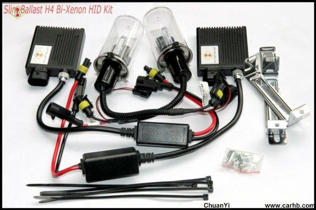 Bi hid xenon h4 8000K 12V/24V