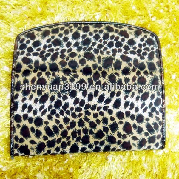 portable fashionable leopard clutch women hand bags TP7458