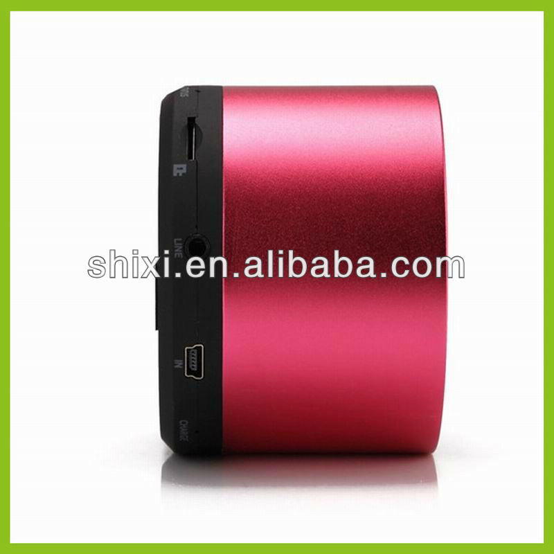 Portable Mini Bluetooth Speaker