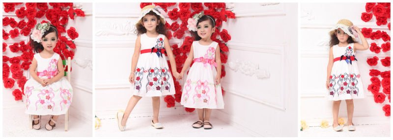 latest design baby dress baby clothing