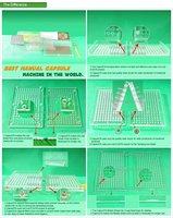 NEW]Encapsulator/Manual capsule filler/Capsule Filling Machine/Capsule Capper/Encapsulating Machines Size CapsulCN50-00