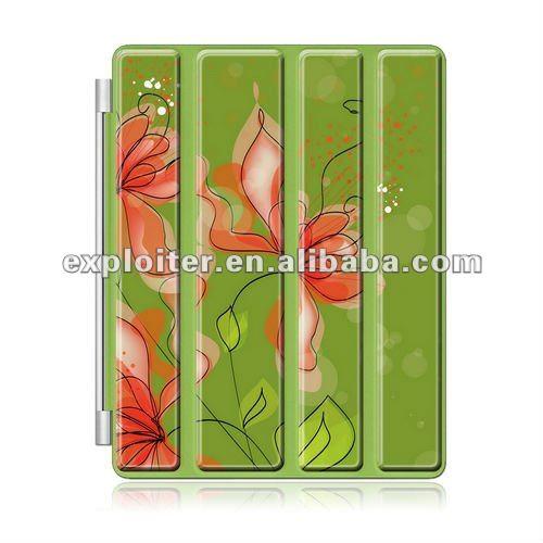 For iPad 3 iPad 2 Slim Magnetic Smart Cover