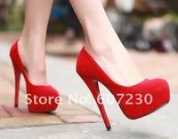 Туфли на высоком каблуке : 35/40 L174