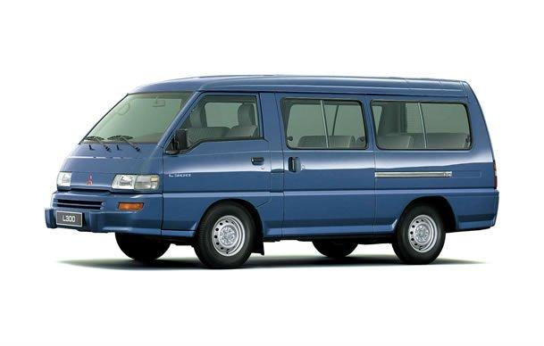 203 MITSUBISHI L300 Minibus 12 SEATER Petrol/ Diesel
