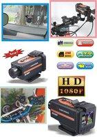 Потребительская электроника 2011 FULL HD1080P Outdoor Sports Camera CAR DVR with 140 degree HT200