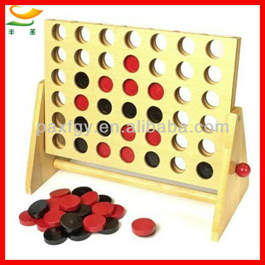 kids funny game wooden bingo