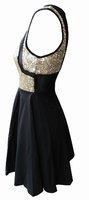 Бесплатный шопинг мода блесток пряжи перспективы Пэн Пэн dress.party платье, ТБ 2026
