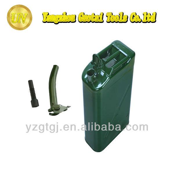 5gallon galvanized steel fuel can for gasoline