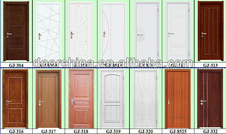 High quality interior veneer wooden doors for rooms buy for Quality door design