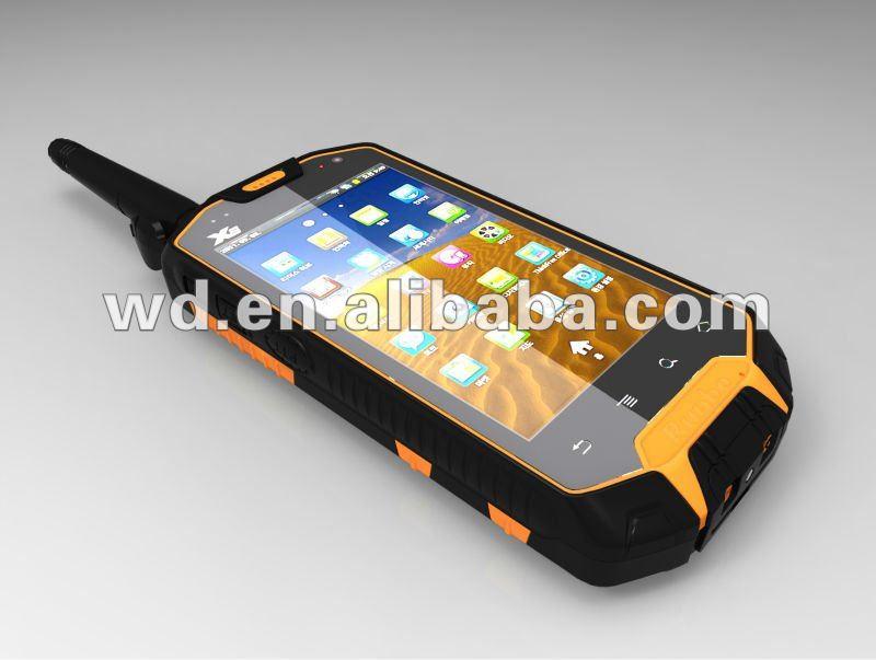 4.3 дюймов прочный android телефон. жесткие android телефон