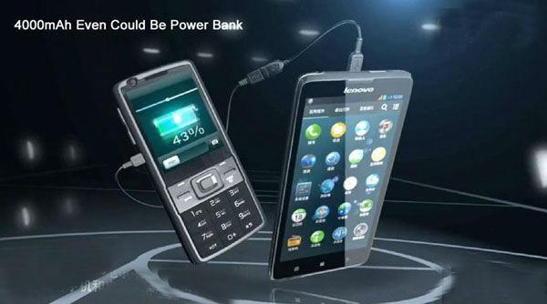 4000mAh Lenovo P780 Android4.2 Cellphone Quad Core 1.2Ghz MediaTek ...