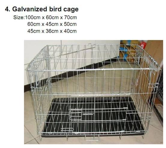 bird cage(Size:60*42*42CM)