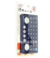 Пульт ДУ 4 In 1 Universal Learning remote control for TV SAT DVD CBL, Dropshipping, Chunghop E499 3*AAA Battery Black