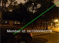 Светодиодное освещение High-power High quality High power 10000mw 10w green laser pointers burn key+battery+changer+box