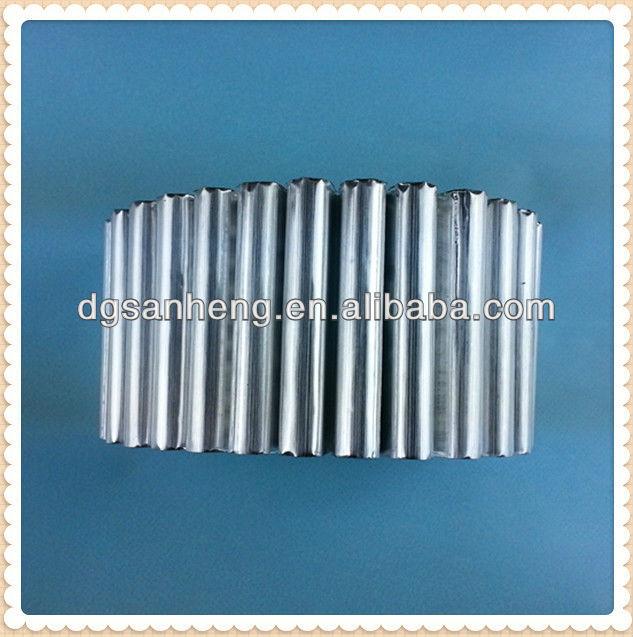 High Density Silver Aluminum Foil Conductive Foam