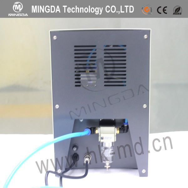 Лучшая цена md-2005 точечной сварки для солнечной/Светодиодные автомобильные фары/электронные компоненты/мобильного телефона аккумулятор, двойной импульс для точечной сварки