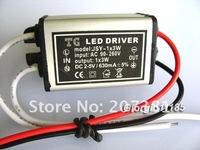 Электронное производственное оборудование 3W LED Power Driver Input Voltage AC 90V ~ 260V