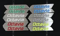 Наклейки New ! skoda Octavia ,