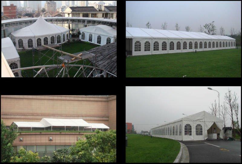 gazebo importado jardim:gazebo tenda do casamento do jardim ao ar livre-Gazebos-ID