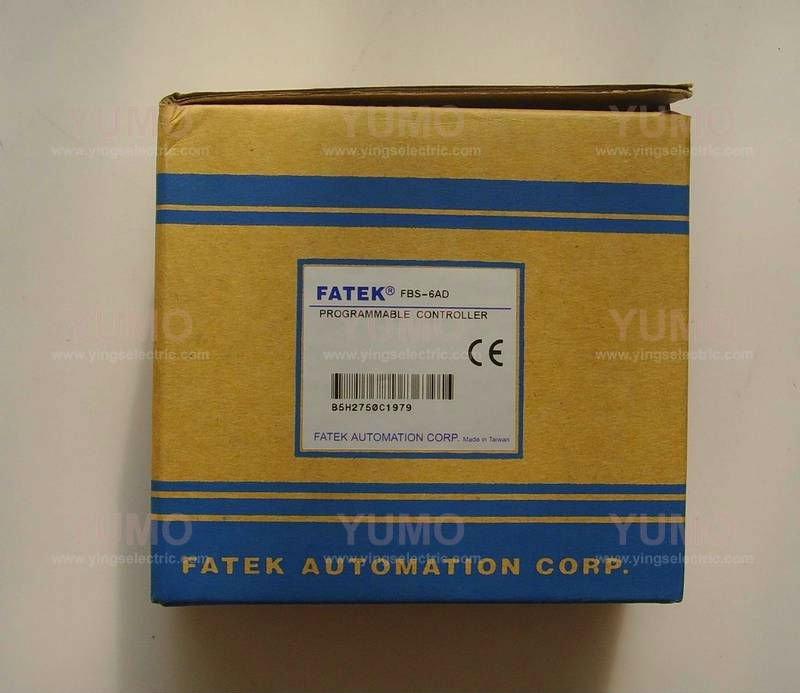 FATEK FBs-6AD PLC