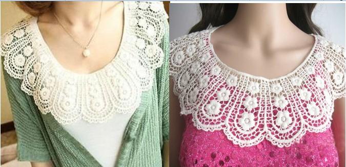 2014 Latest Lovely Elegant Beaded Collar