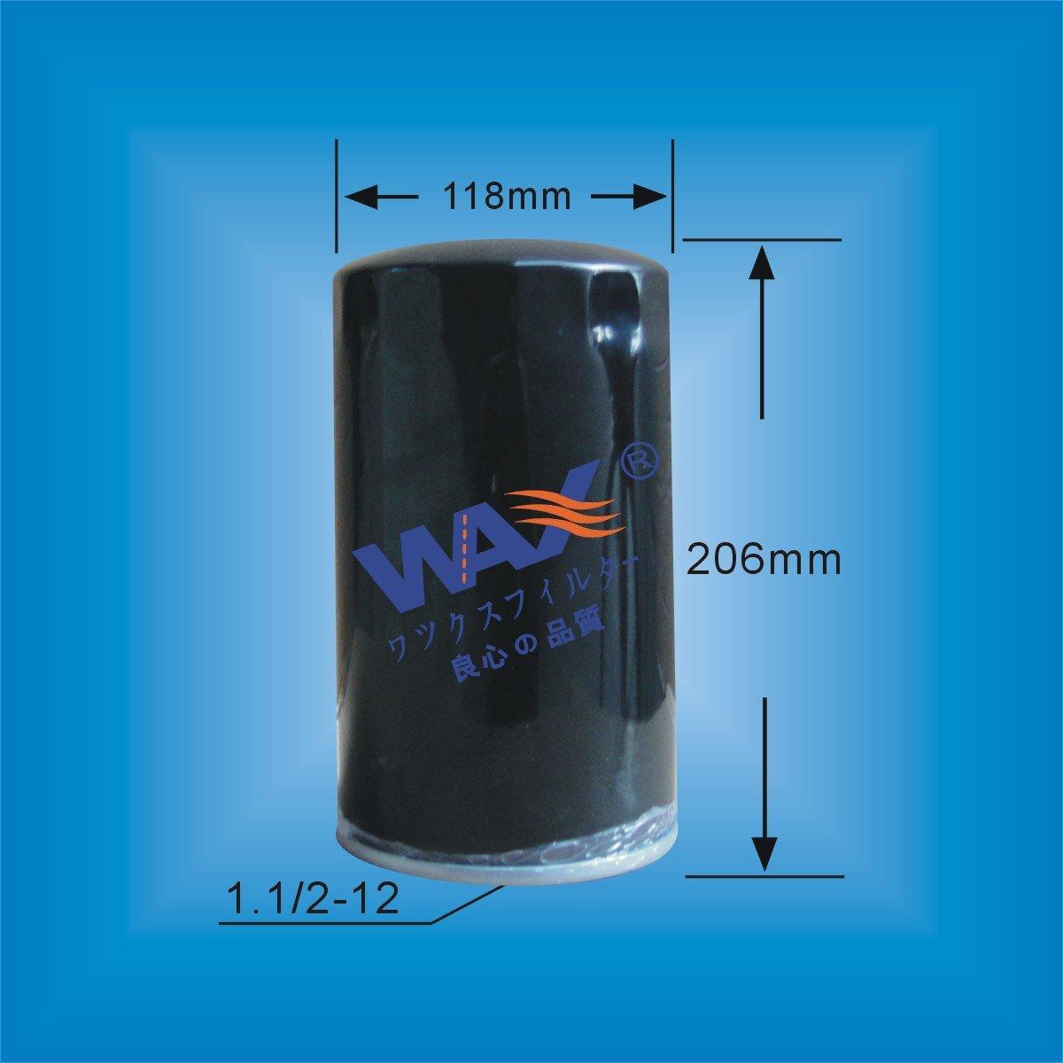 Oil filter for HITACHI excavator 4658521
