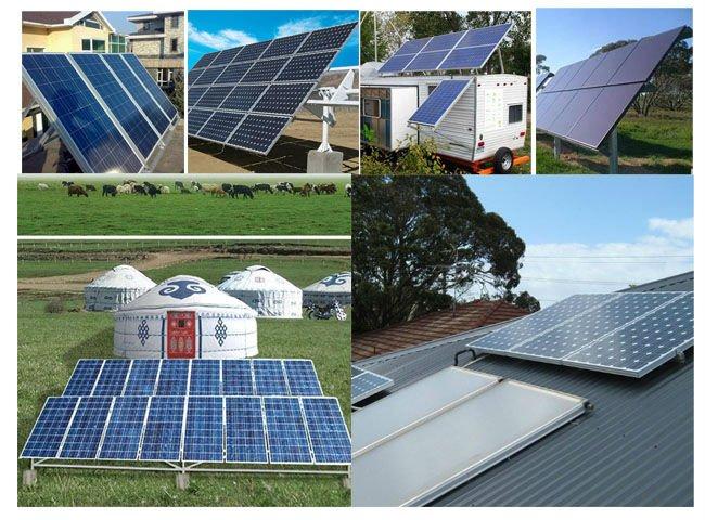 Солнечная энергия для дома 133