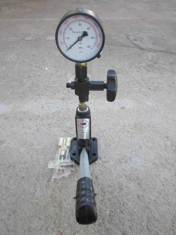 Механический тестер SZ-Z60H Diesel Nozzle Tester
