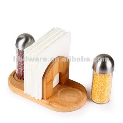 OEM salt and pepper menu holder, wholesales salt and pepper menu holder,glass salt and pepper menu holder