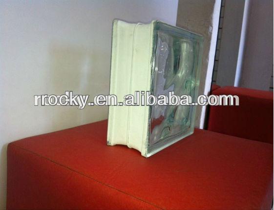 Ladrillo de vidrio para interior/exterior de paredes-Ladrillos ...