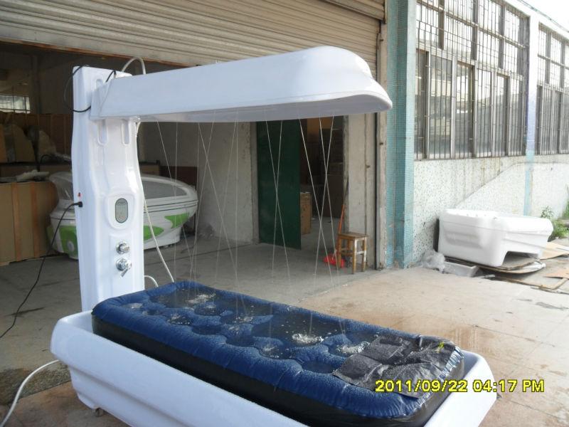 Pas cher table de massage de l'eau, table de massage hydraulique lk-211