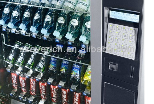 Drink Vending Machine with lift