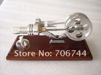 Интернет-магазин Зиг modell marke Твин schwungräder heißluft stirlingmotor stirlingmotor kein dampf|aliexpress мобильные