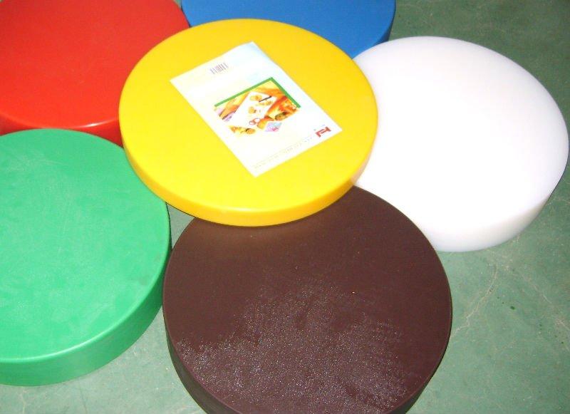 Layered PE plastic cutting board