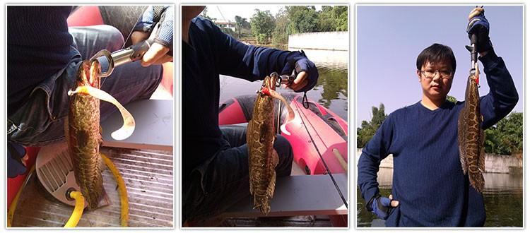 ловим рыбу на силиконового червя