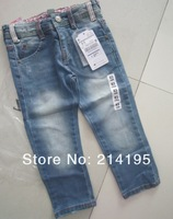 Джинсы для девочек 6pcs/lot baby/Child/Kids hot jeans pants, denim kids trousers, design for 2-10 years-J803