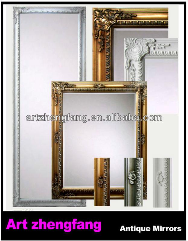 Spiegel an Die Wand Kleben Wand Kleben Holz Spiegel