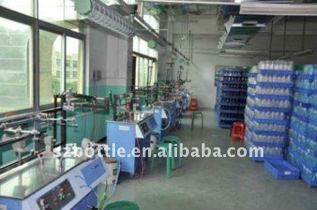 Recyclable plastic liquor bottles 100% BPA free (SQ650.14XC)