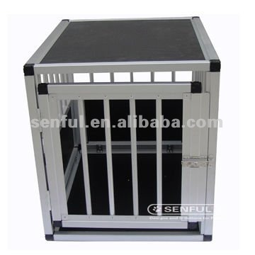 Aluminum Box Aluminum Cage Dog Kennel
