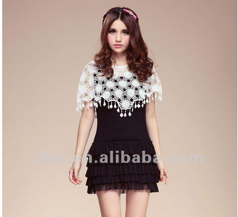 los modelos de blusas en tejido de punto 2013 de verano