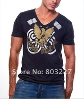Мужская футболка v t