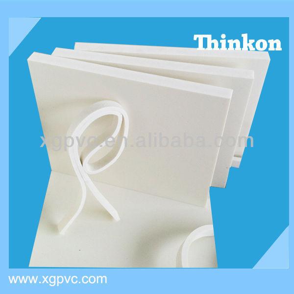 2014 PVC sheets black (PVC Foam Sheet)