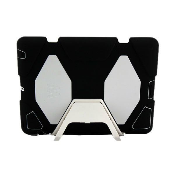 for iPad case with silicone material