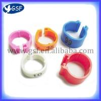 к 2015 году продажи пластиковых голубь кольцо