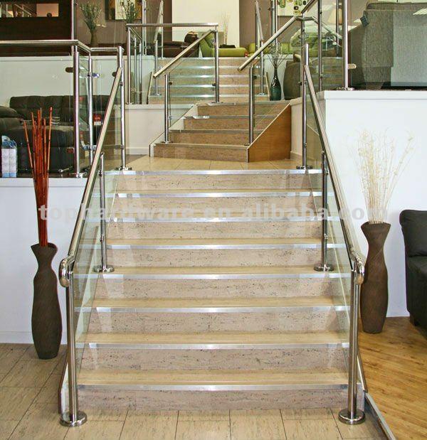 escaleras interiores diseos de pasamanos