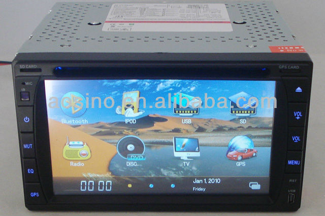 Double din NISSAN FRONTIER car dvd player car radio car gps