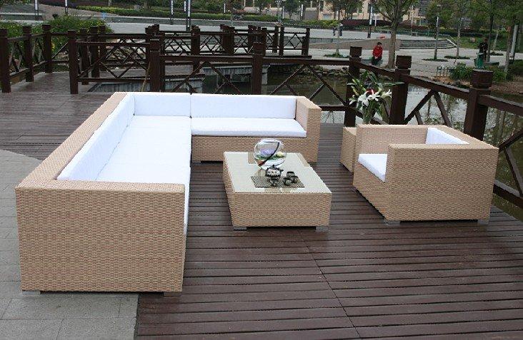 Design Garden Outdoor Wicker Sofa Set - Buy Outdoor Wicker Sofa,Rattan ...