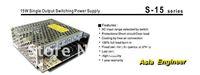 Промышленный источник питания 5V DC 3A 15W Regulated Switching Power Supply