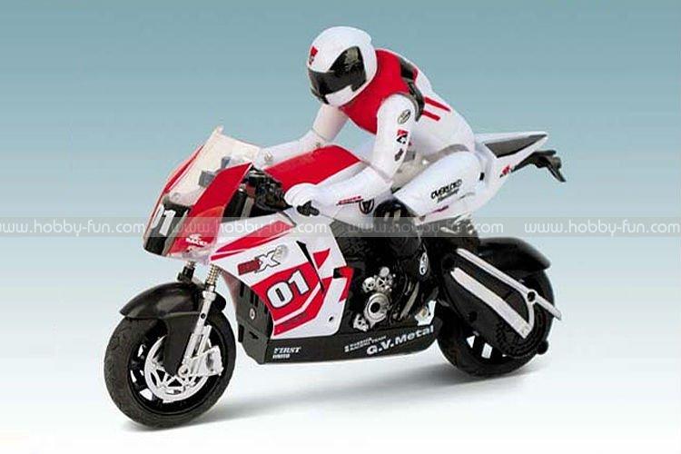 1:18 3CH Radio Control Motorcycle