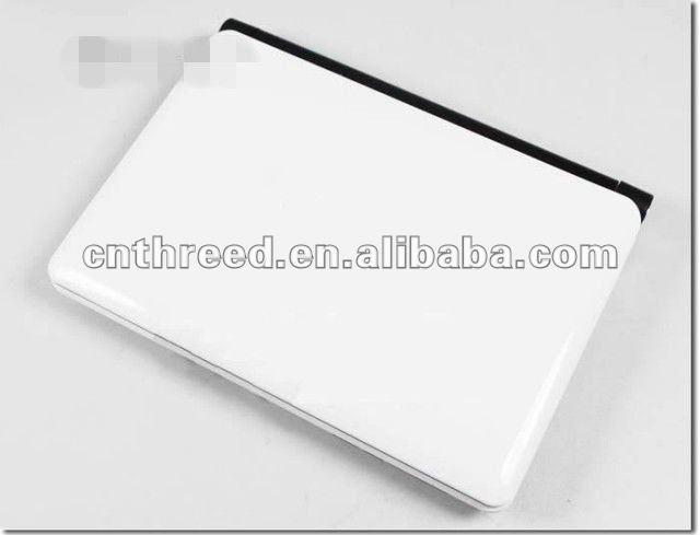 Ноутбук intel core 10 дюймовый ноутбук Intel Atom D425 1.8 ГГц с ОЗУ 1 Г/2 ГБ/4 ГБ HDD 160 ГБ/250 ГБ/320 ГБ/500 ГБ нетбук Мини Оптовая продажа, изготовление, производство